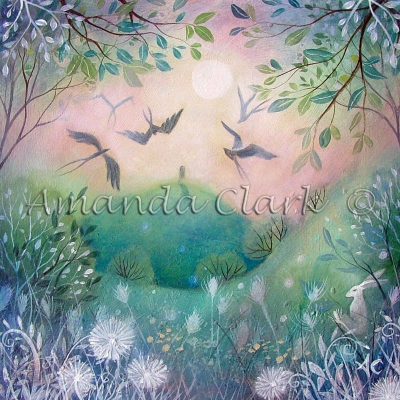 First Light - Amanda Clark Artist